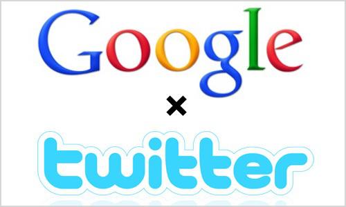 Googleの検索結果にTwitterのリアルタイムツイート表示復活