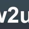 w2uiで作るツール 1回
