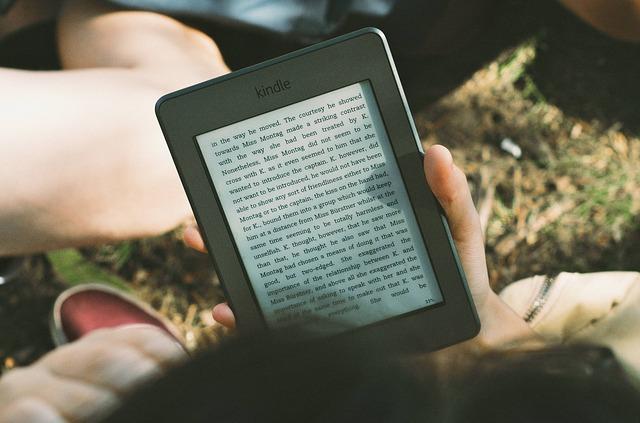 Kindleで本を読むという選択。電子書籍リーダーを使うメリット