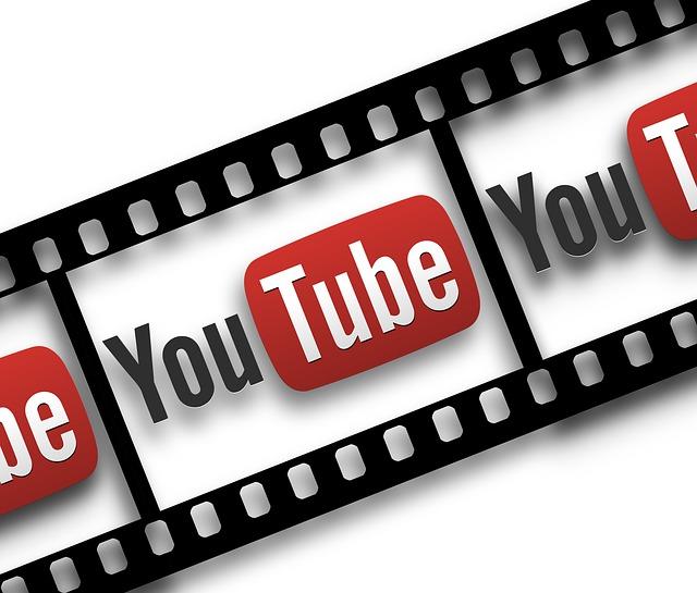 YouTubeの360度動画