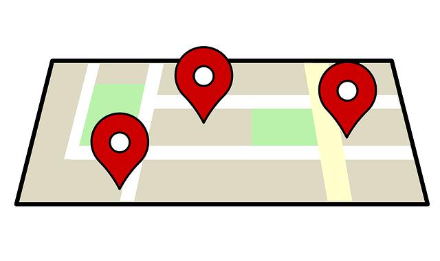 GoogleMapをスクロールしないように埋め込む