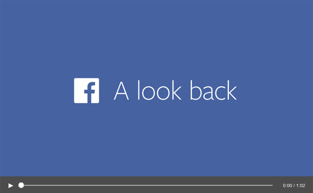 Facebookでの出来事を5秒でハイライト動画にする方法