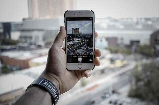 iPhoneで写真を撮るならこのアプリ!おすすめ3選