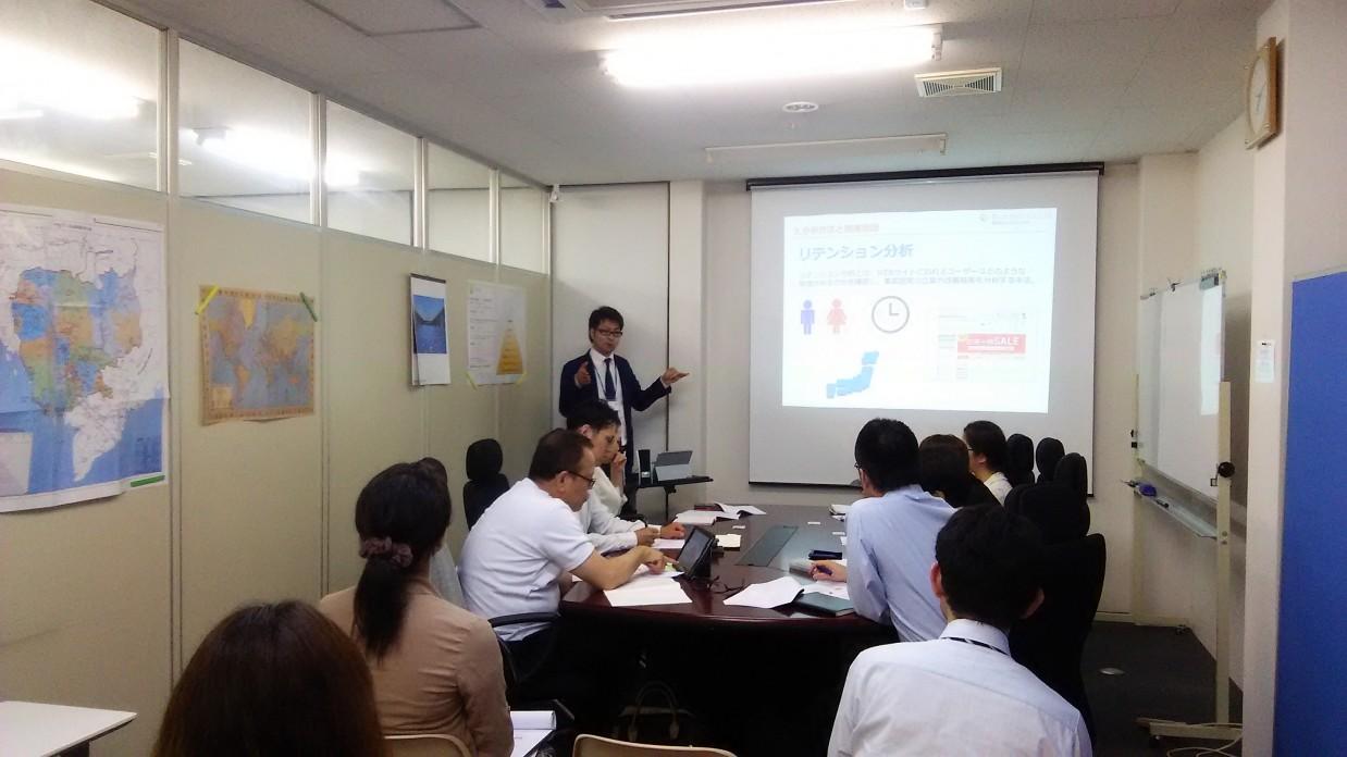 ブログ勉強会【分析編】を開催しました!
