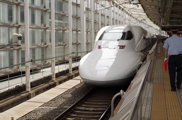 新幹線の〇〇号にも商品管理番号もとても大切
